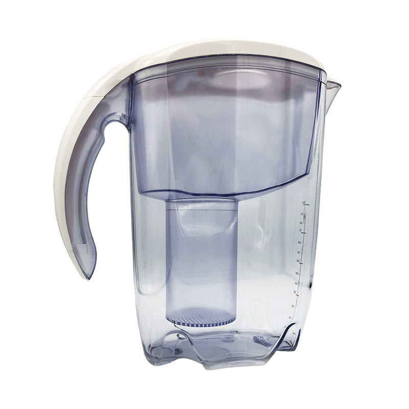 Activated carbon&Ion exchange resin Water filter Pitcher jug